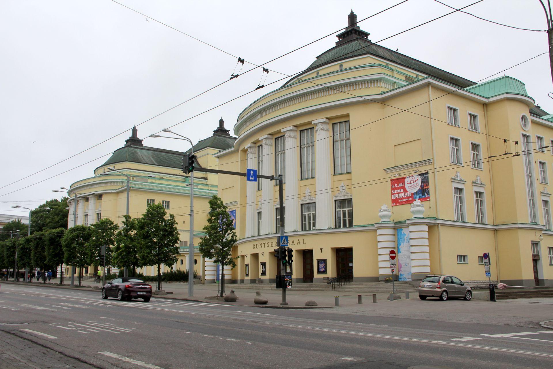 National Theatre Tallinn