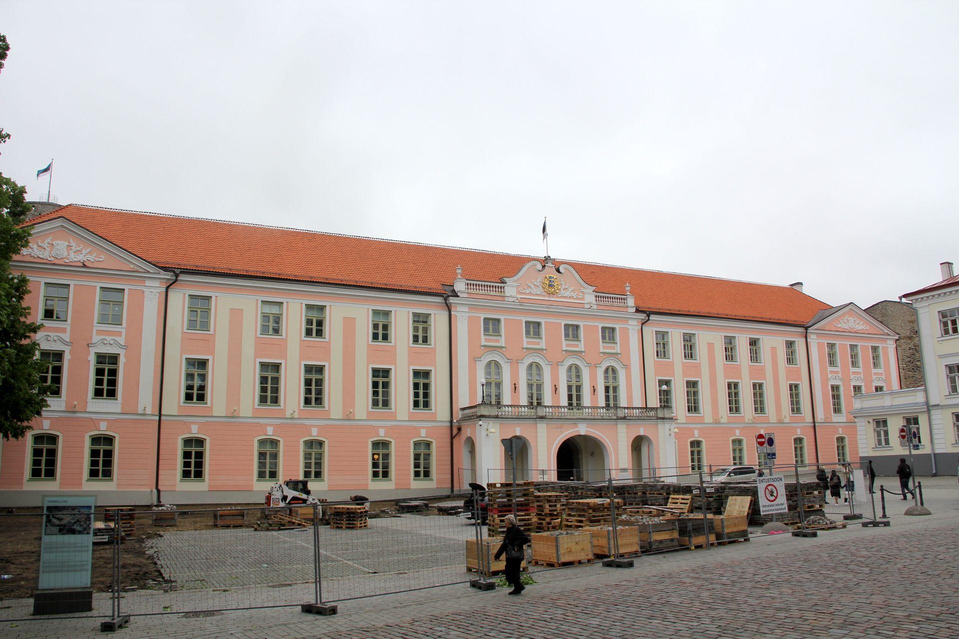 The Parliament of Estonia