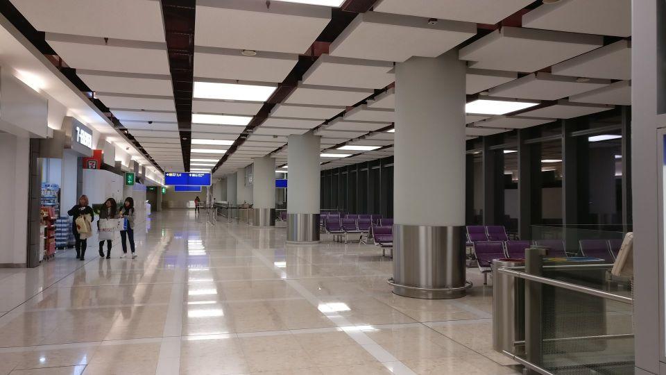 Cotai Water Jet Boading Honkgong Airport