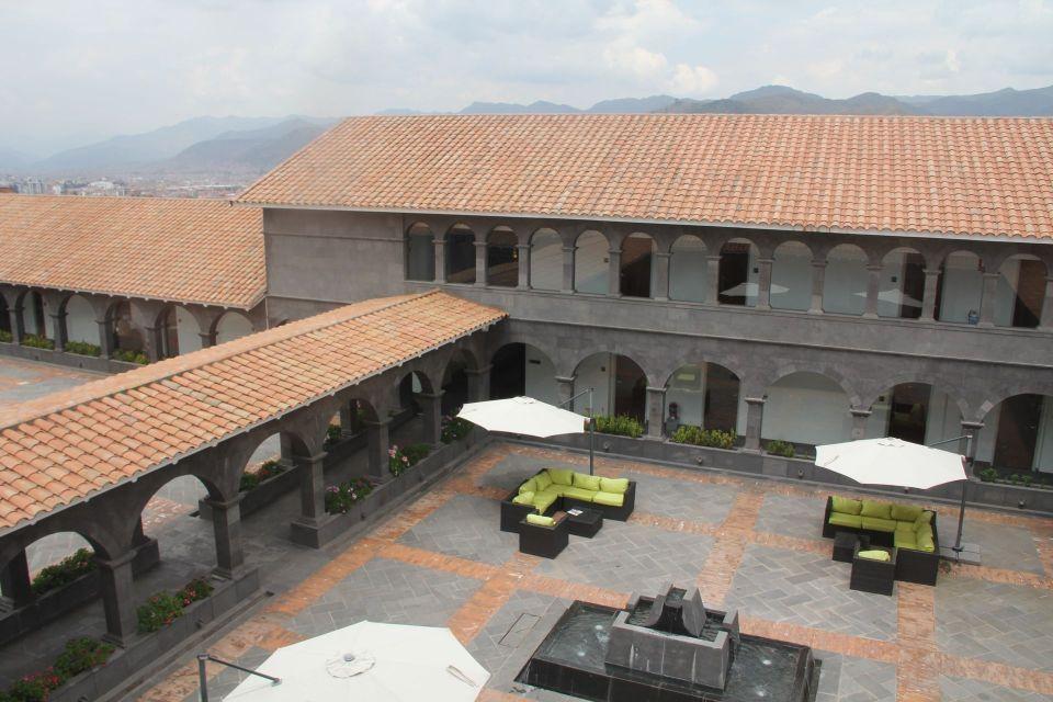 Hilton Garden Inn Cusco Courtyard