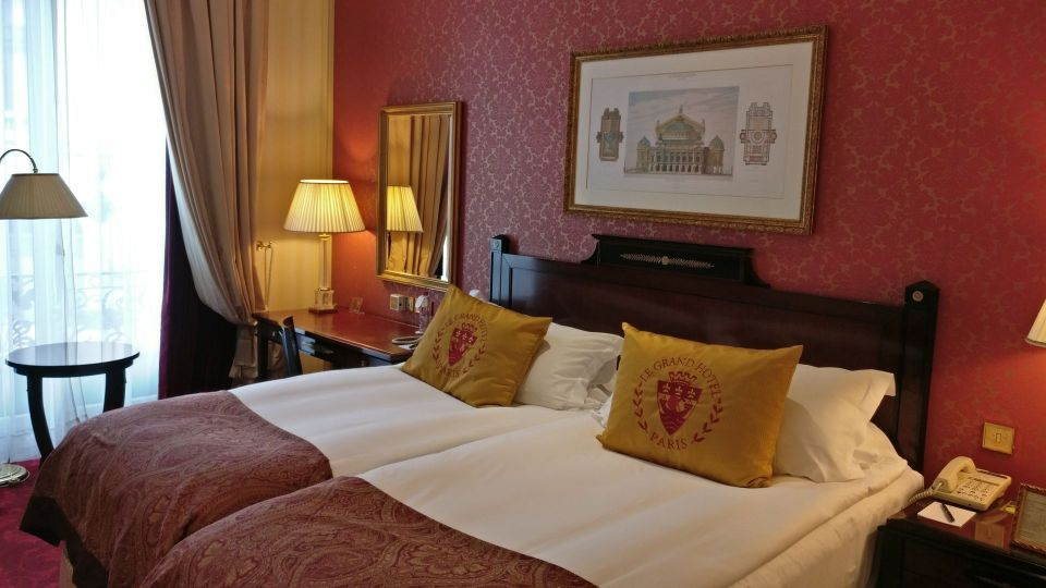 InterContinental Paris Le Grand Superior Opera Room