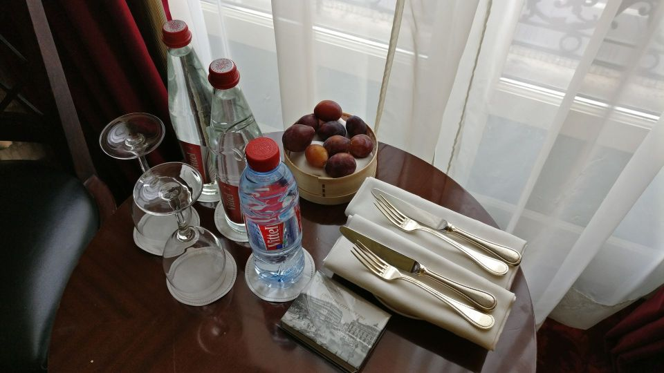 InterContinental Paris Le Grand Welcome Gift