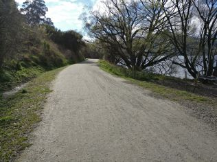 Running in Queenstown