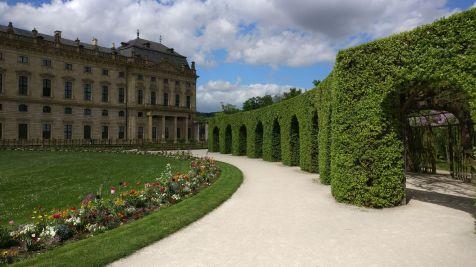 Würzburg Hofgarten
