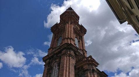 Würzburg Neubaukirche