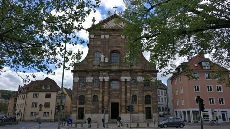 Würzburg Sankt Michael Kirche