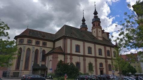 Würzburg St. Peter und Paul Kirche