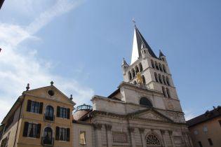 Annecy Church Notre Dame de Liesse