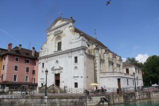 Annecy Church Saint-François de Sales