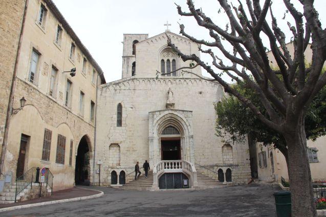 Grasse Notre Dame du Puy Cathedral
