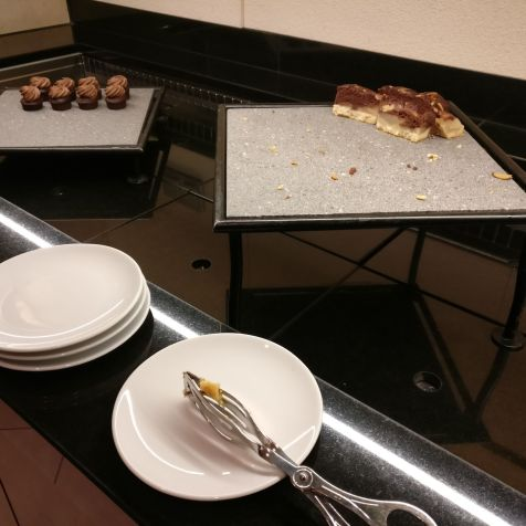 Hilton Berlin Executive Lounge Afternoon Tea