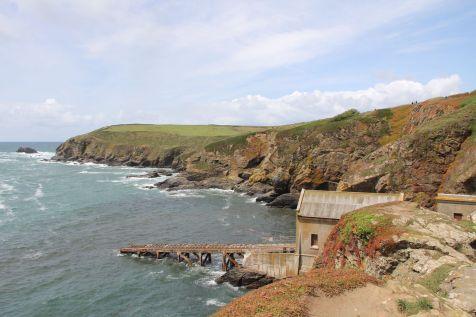 Lizard Point Cornwall