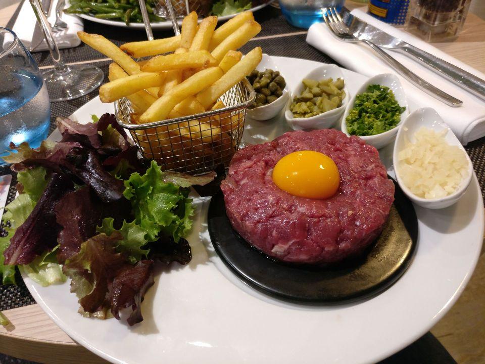 Novotel Nice Centre Vieux Dinner