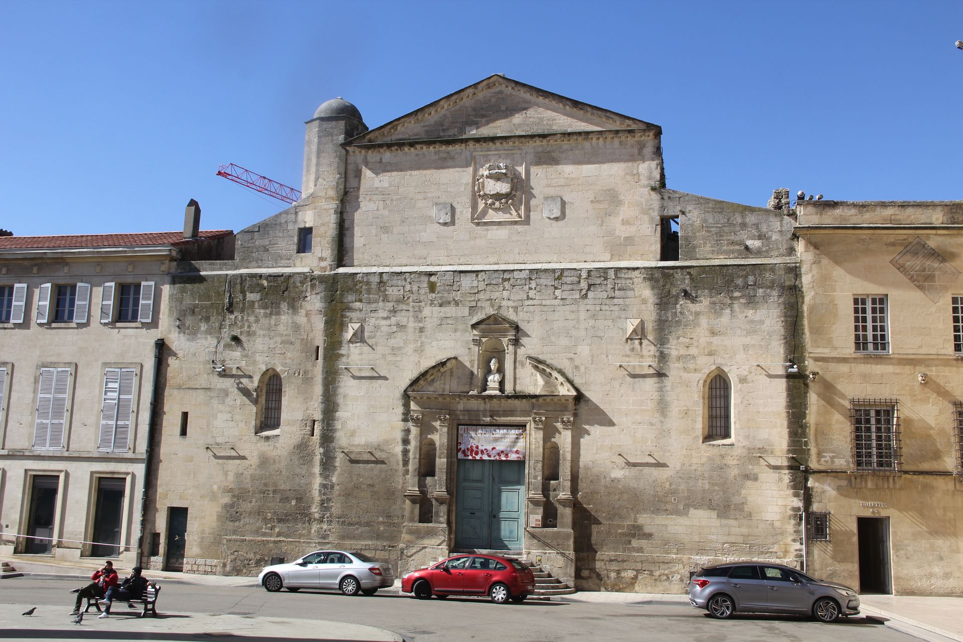 Sainte-Anne Church Arles