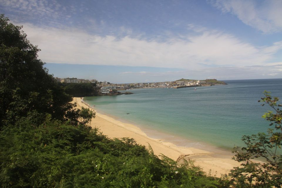 St. Ives Train Cornwall