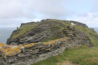 Tintagle Castle Cornwall