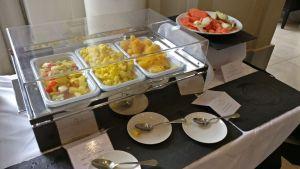 Trianon Palace Versailles Waldorf Astoria Breakfast