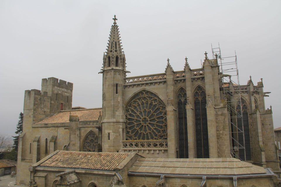 Carcassonne Basilique Saint-Nazaire
