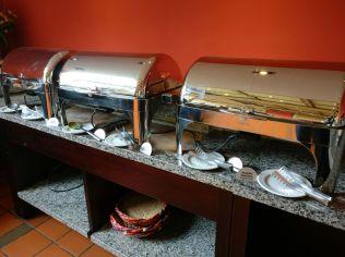 Casa Andina Sacred Valley Breakfast