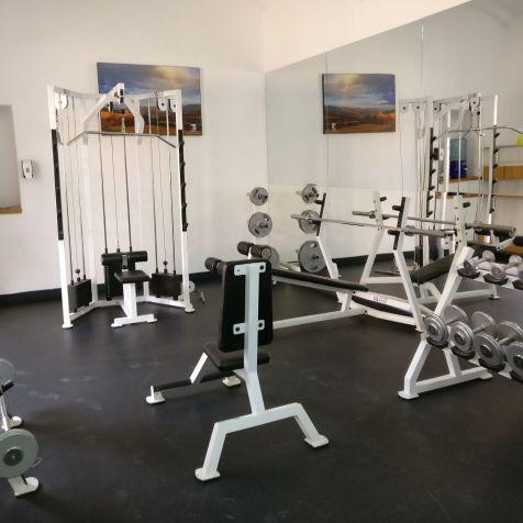 Casa Andina Sacred Vallley Gym