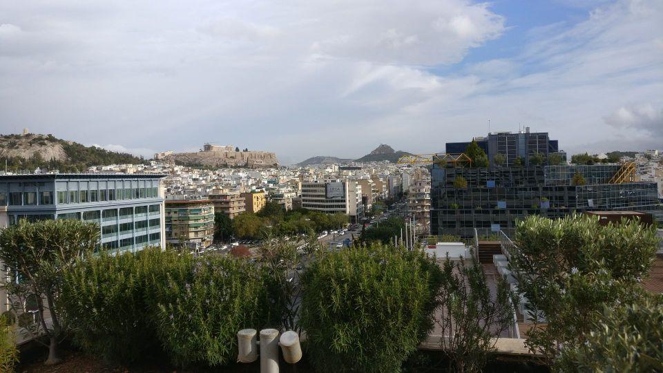 InterContinental Athens Athenaeum Club Room View