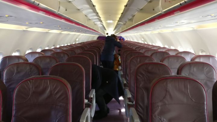 Wizz Air Cabin