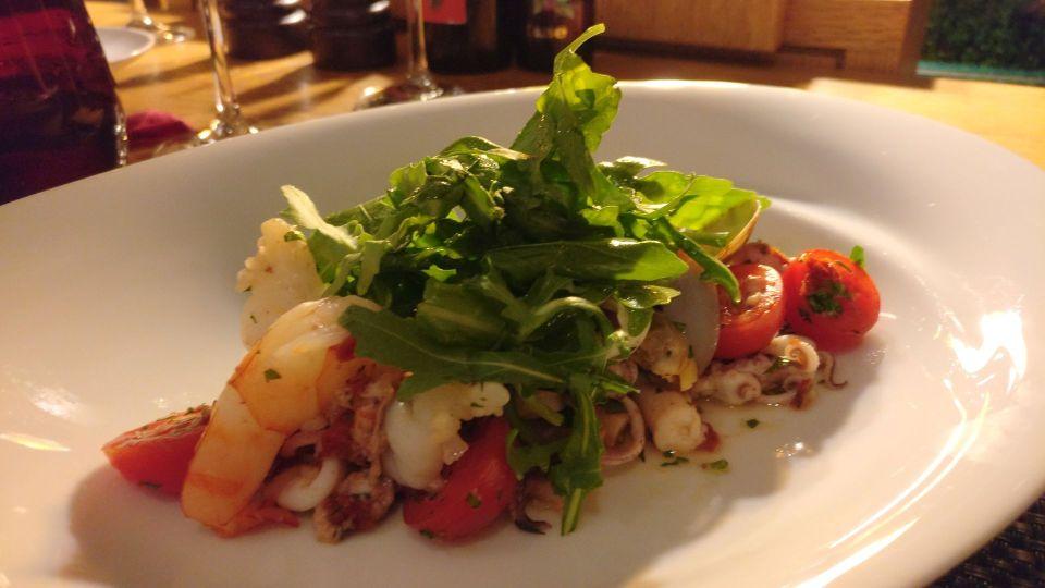 Althoff Seehotel Überfahrt Dinner