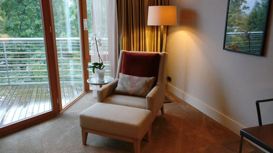Althoff Seehotel Überfahrt Elegant Nature Room