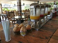 DoubleTree Resort Zanzibar Nungwi Breakfast
