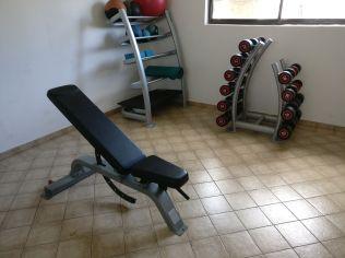 DoubleTree Resort Zanzibar Nungwi Gym