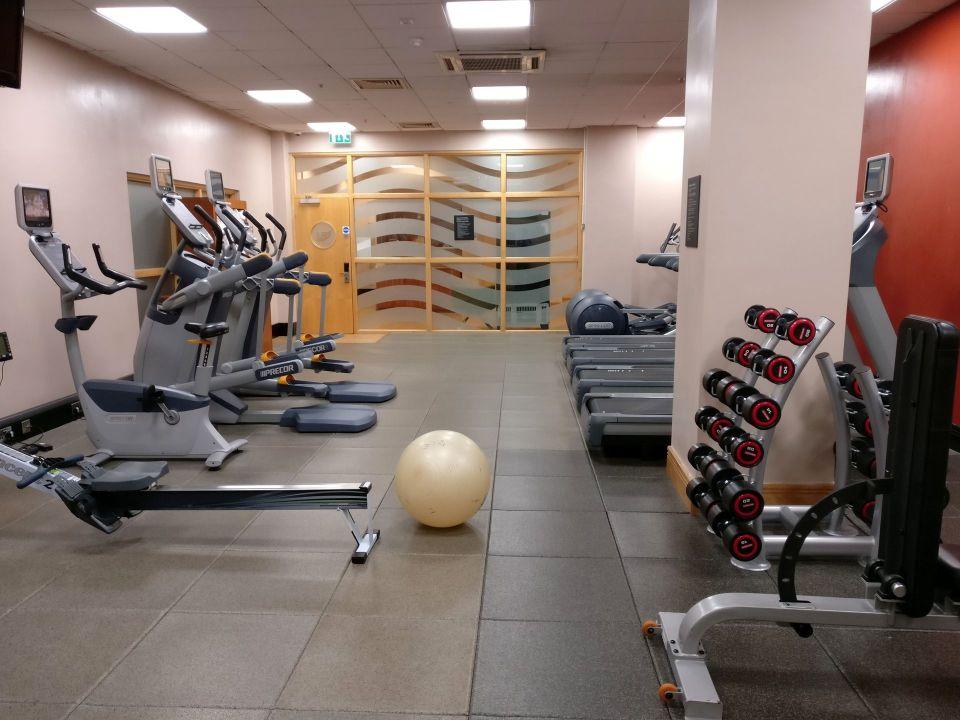 Hilton Belfast Gym