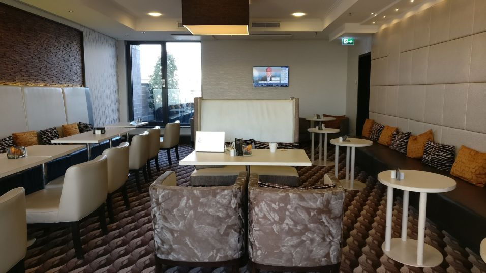 Marriott Cologne Executive Lounge