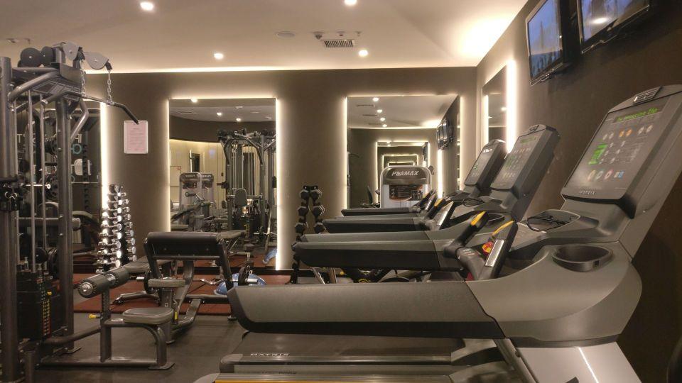 Radisson Blu Chisinau Gym 2