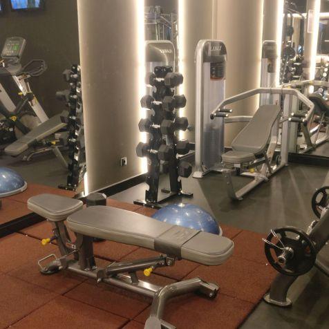 Radisson Blu Chisinau Gym