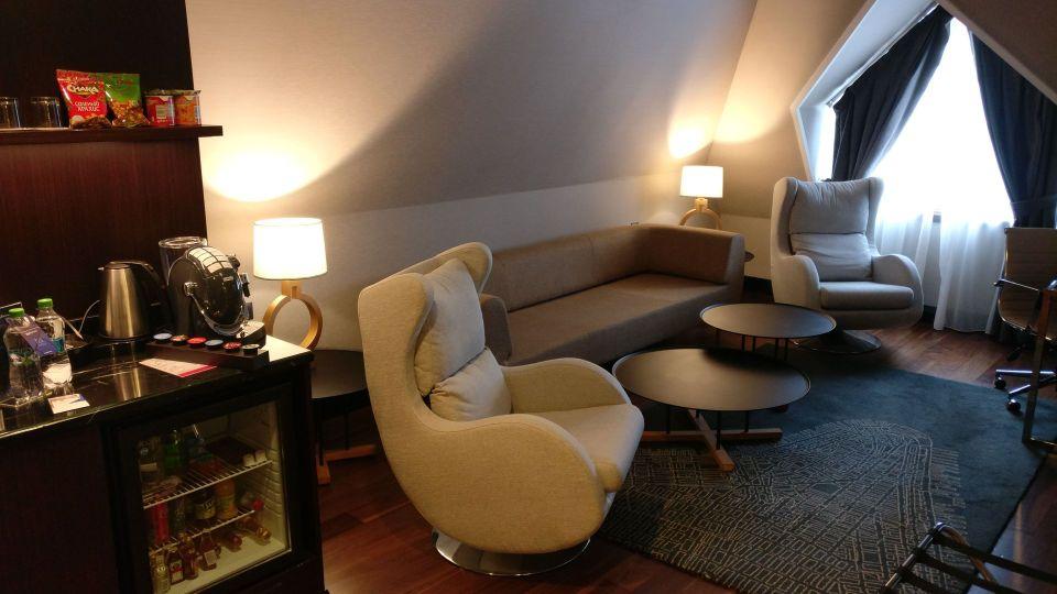 Radisson Blu Chisinau Junior Suite