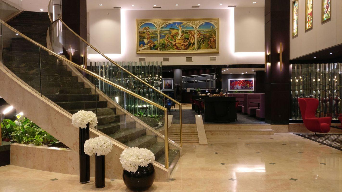 Radisson Blu Chisinau Lobby