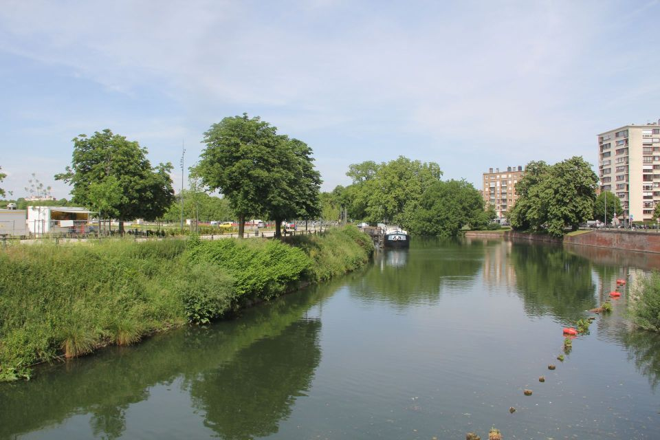 River Deule Lille