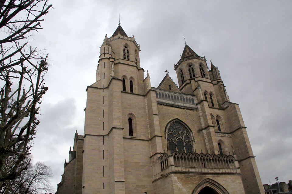 Cathédrale Saint-Bénigne de Dijon 2