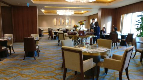 Conrad Macao Executive Lounge