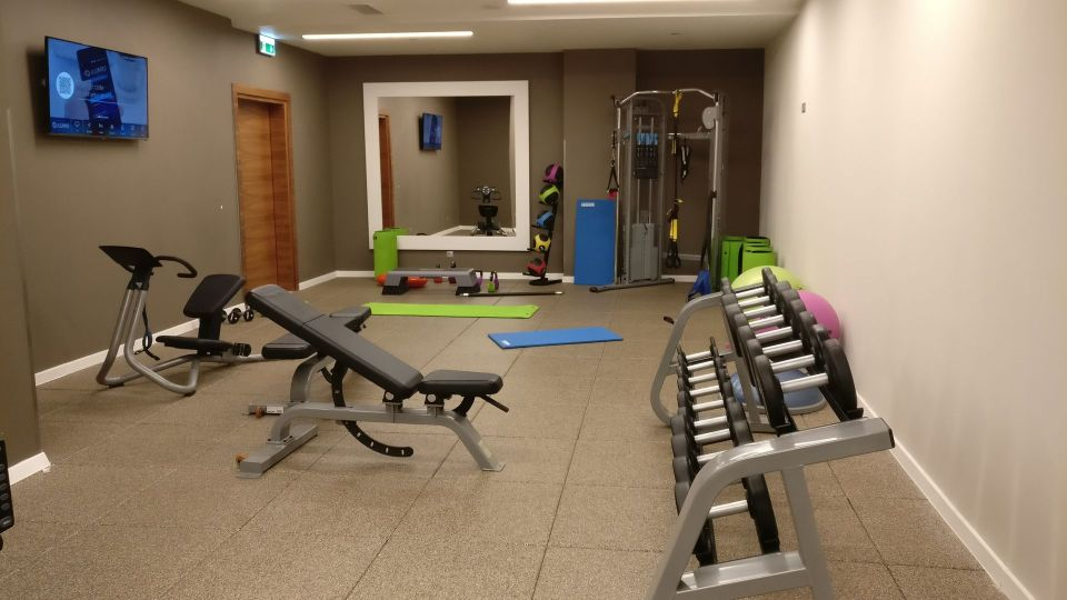 DoubleTree Cracow Gym