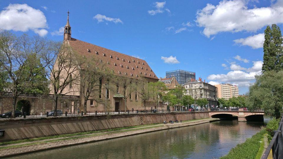 Eglise Saint Jean Strasbourg