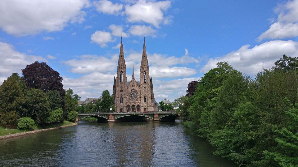 Elgise Reformee Saint-Paul Strasbourg
