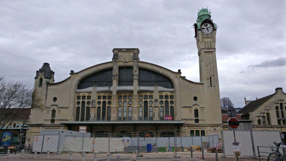 Gare de Rouen