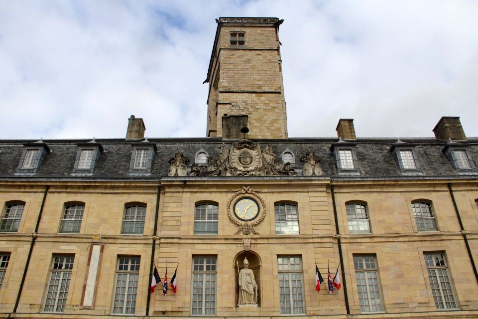 Hotel de Ville Dijon