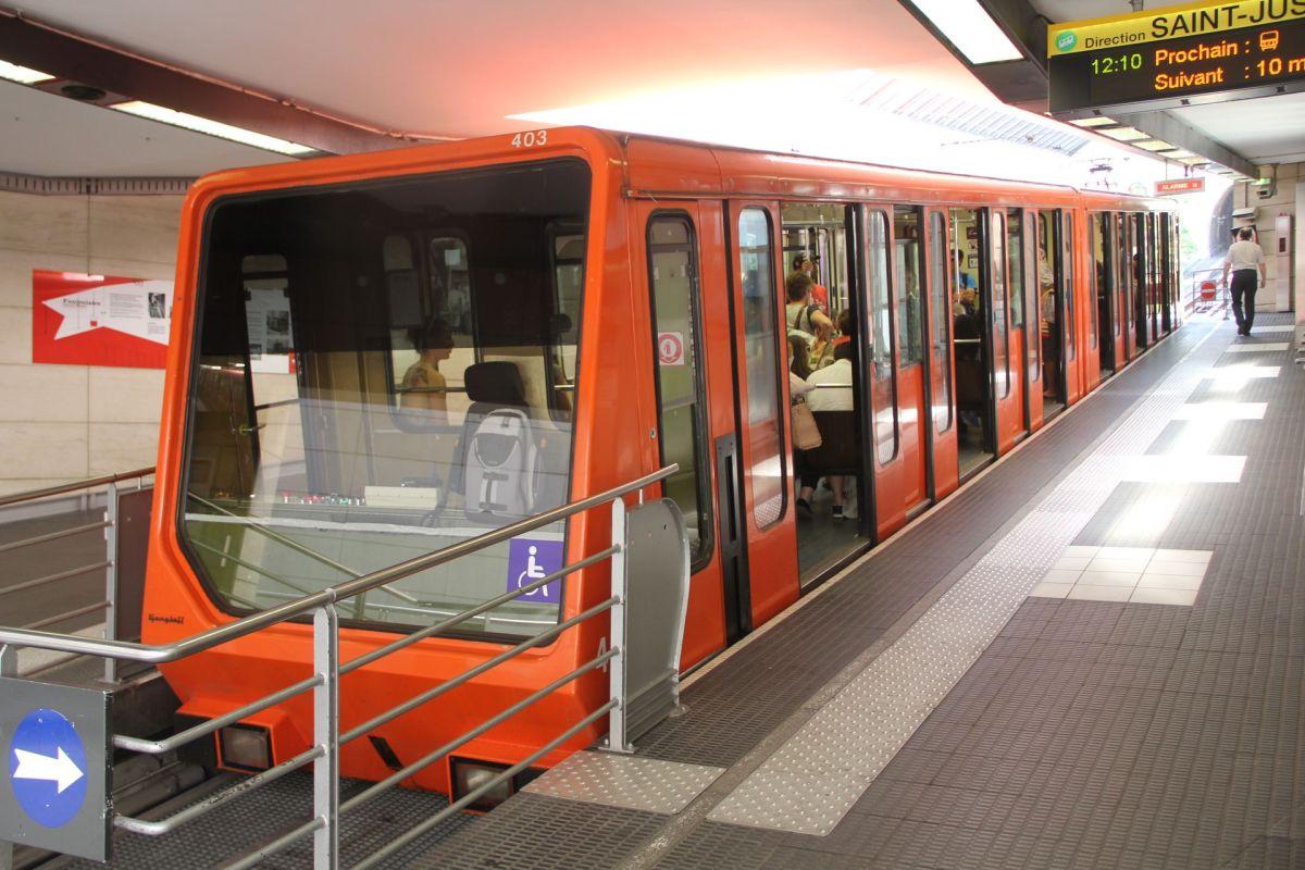 Lyon Funicular