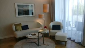 The Fontenay Hamburg Deluxe Room