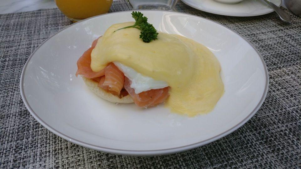 The Fontenay Hamburg Breakfast