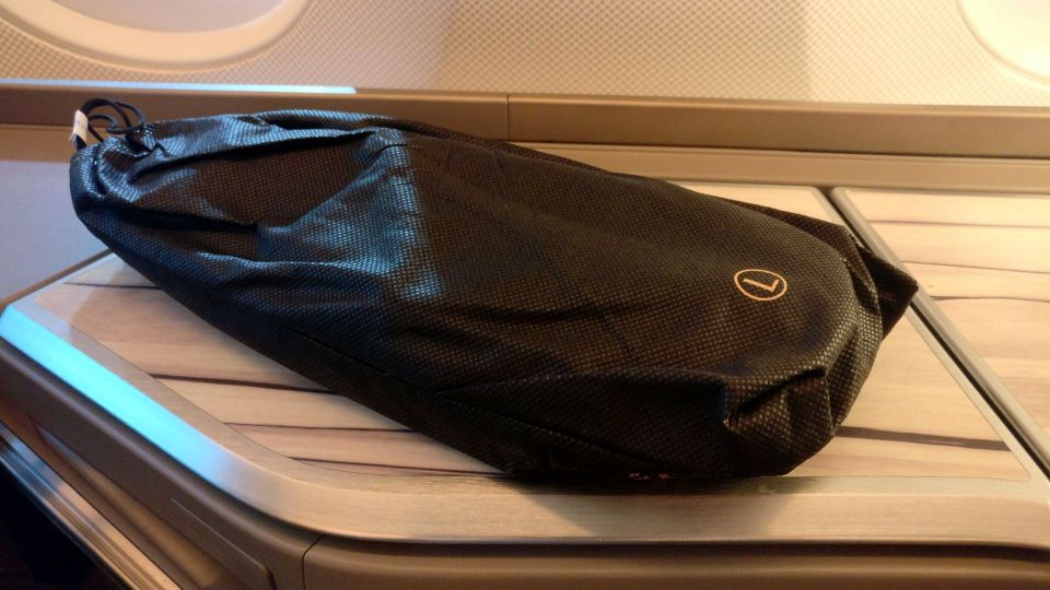 China Airlines Business Class Airbus A350 Slippers