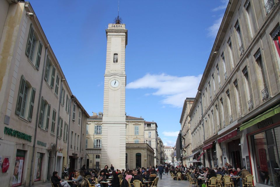 Clock Tower Nimes