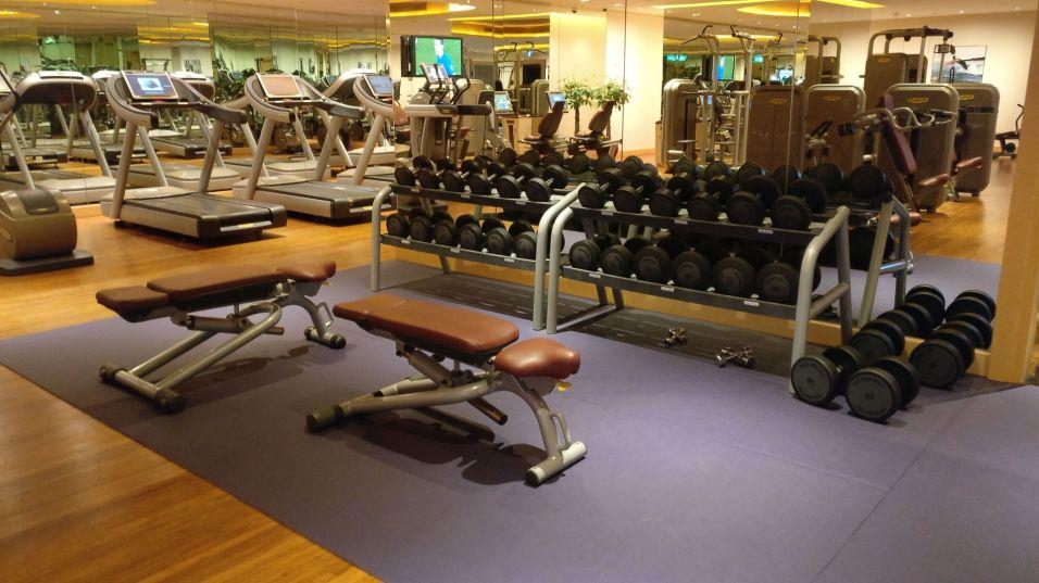 Conrad Macao Gym